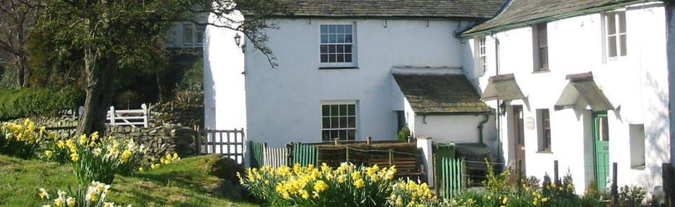 Castle Lodge Cottage – Borrowdale